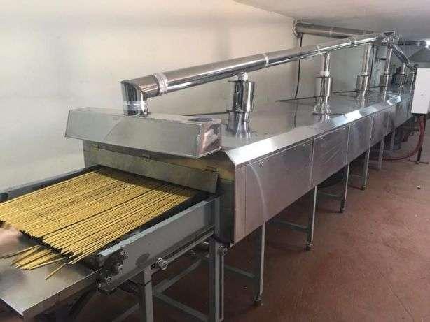 Продам Линию (печь) выпечки соломки тоннельную