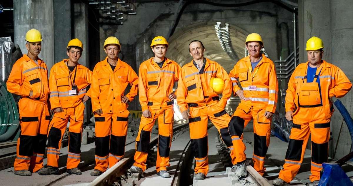 Легальная работа на шахте