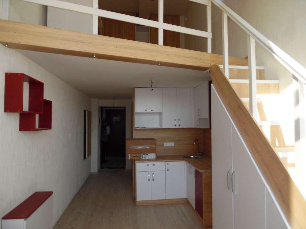 Продам двухуровневые квартиры-студии в ЖК Green Park