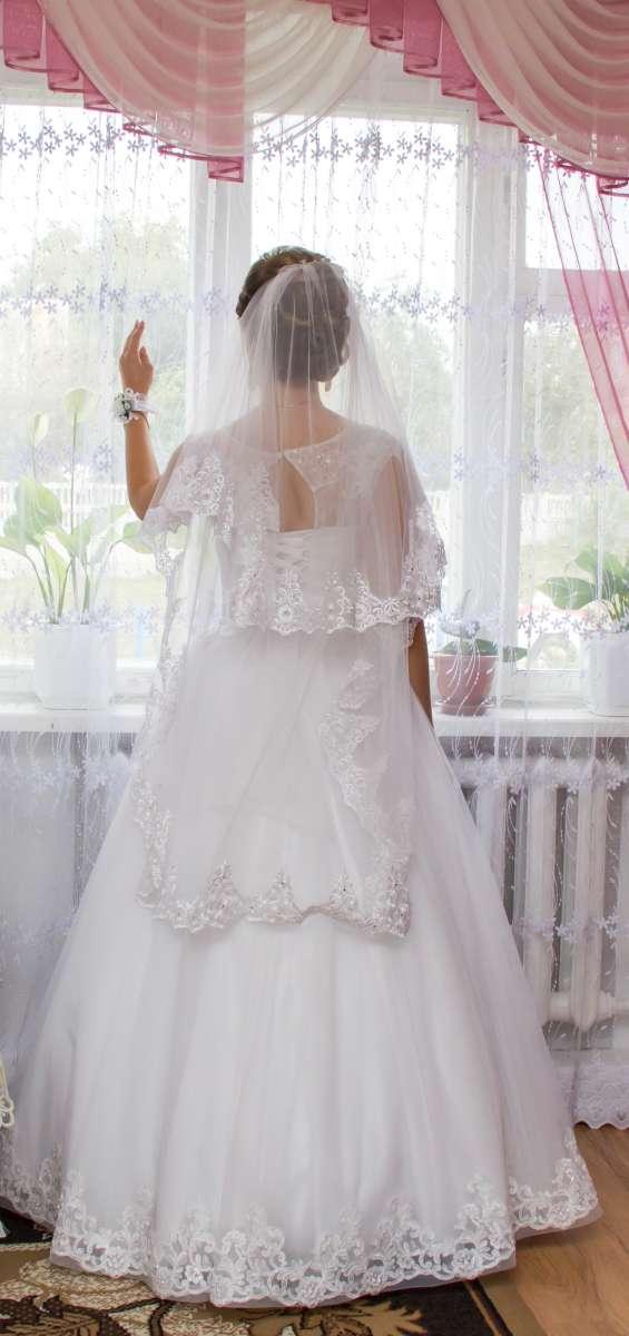 Весільне плаття  3 700 грн - Мода і стиль   Для весілля Луцьк на Оголоша 01eb63a8197fe