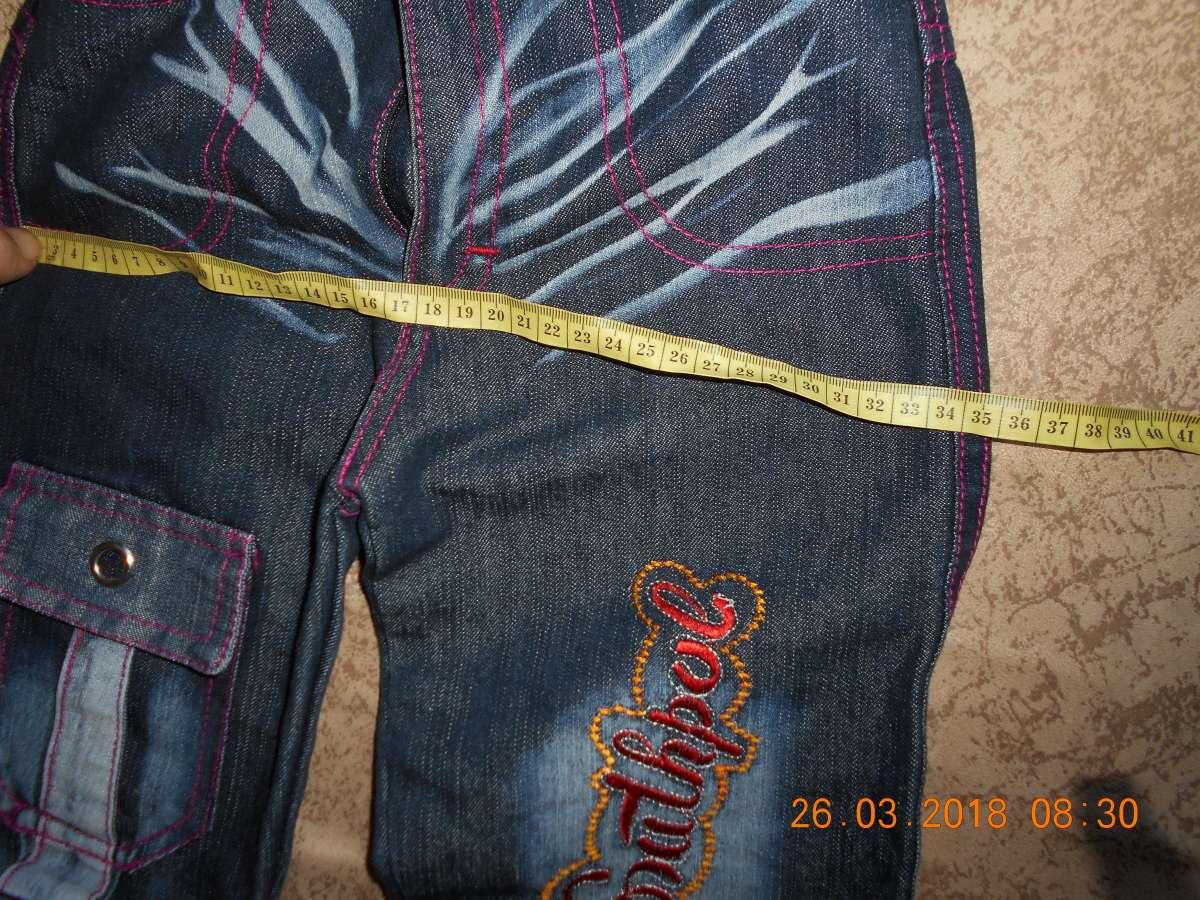 Джинсы брюки штаны на девочку.