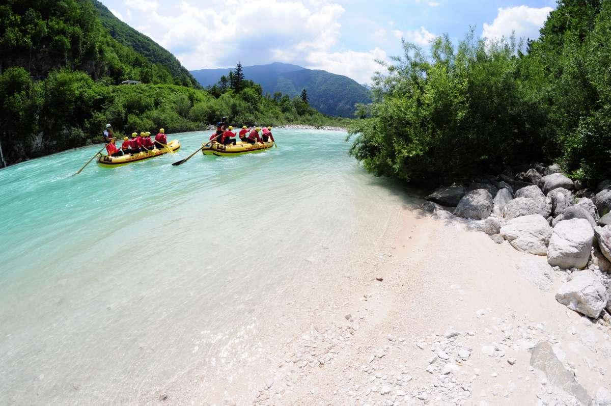 Детский лагерь в Словении eXplorer 2018