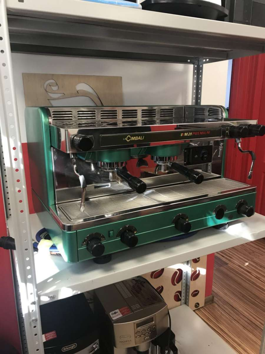 Кофемашина La Cimbali M21 Premium