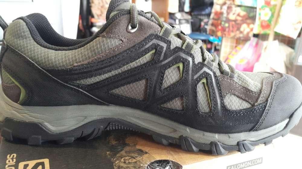 Мужские фирменные кроссовки Salomon Evasion 2 GTX 465a271acf427