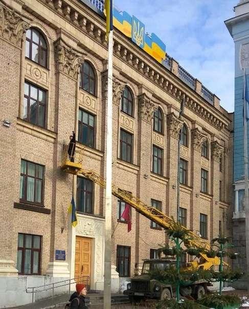Автовышка круглосуточно Киев. Аренда автовышки 17 м