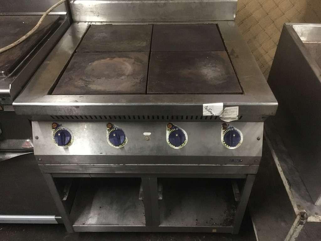Плита электрическая б/у промышленная электроплита для ресторана кафе