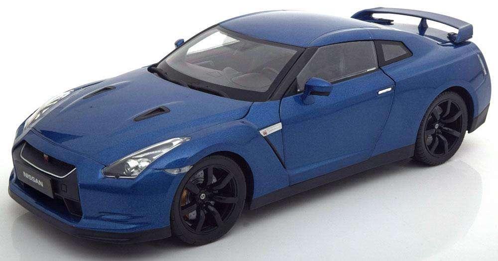 1/18 Nissan Skyline GT-R (R35) 2008 ( NOREV )