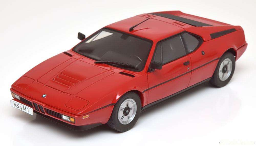 1/18 BMW M1 Street 1978 Limited Edition ( NOREV )