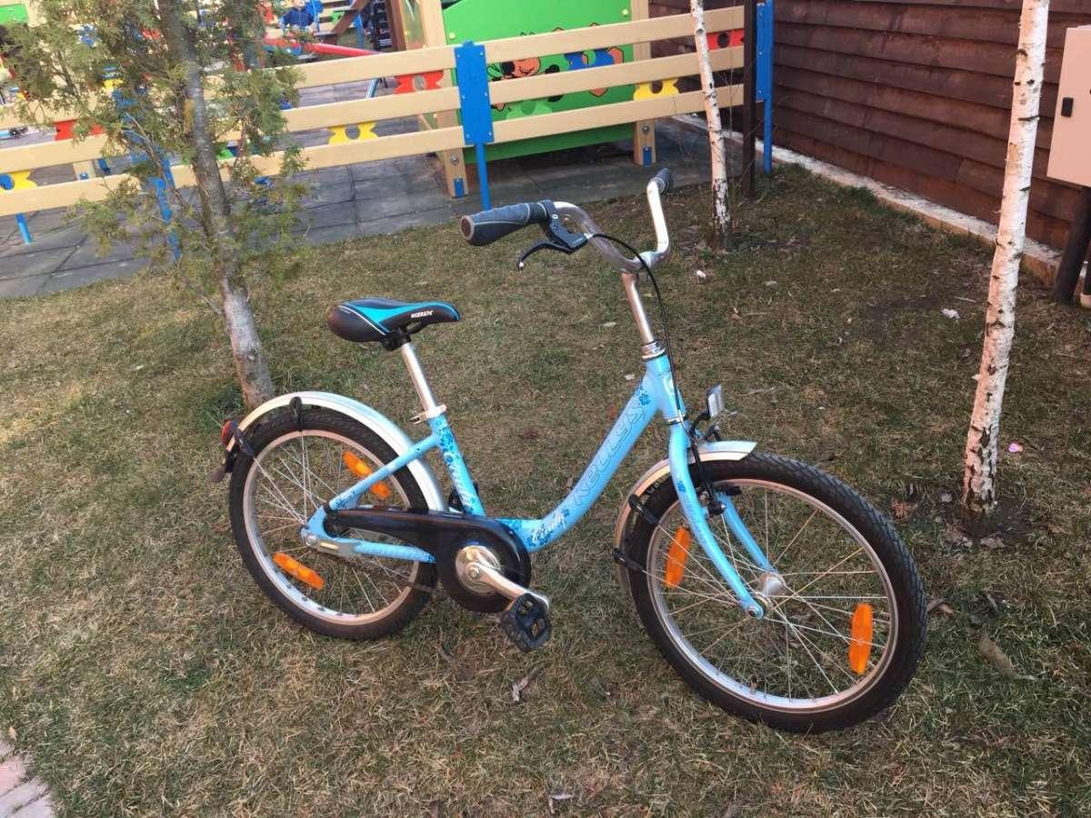 Велосипед KELLY'Sдля девочки от 5 до 9 лет