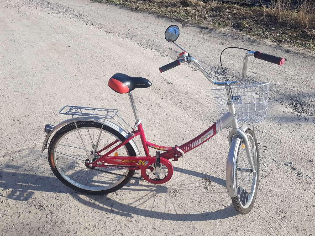 Велосипед Дорожник 24 Десна складной