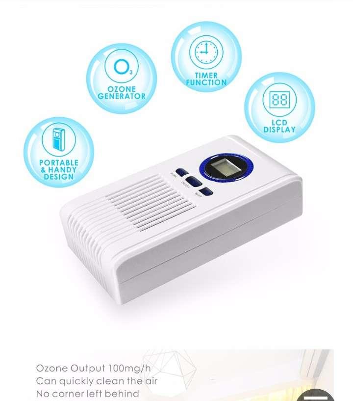 Озонатор очиститель воздуха от запахов и микробов Озонатор 100