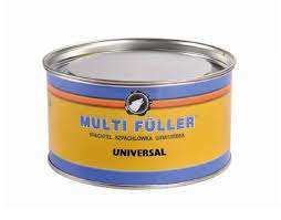 Multi Fuller Universal Polyester Putty шпатлевка 0.4кг