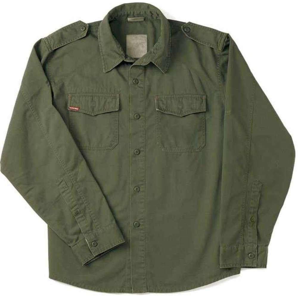 Рубашка Military Vintage Fatigue Shirt Rothco