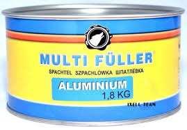 Multi Fuller ALUMINIUM шпатлевка 0.4кг