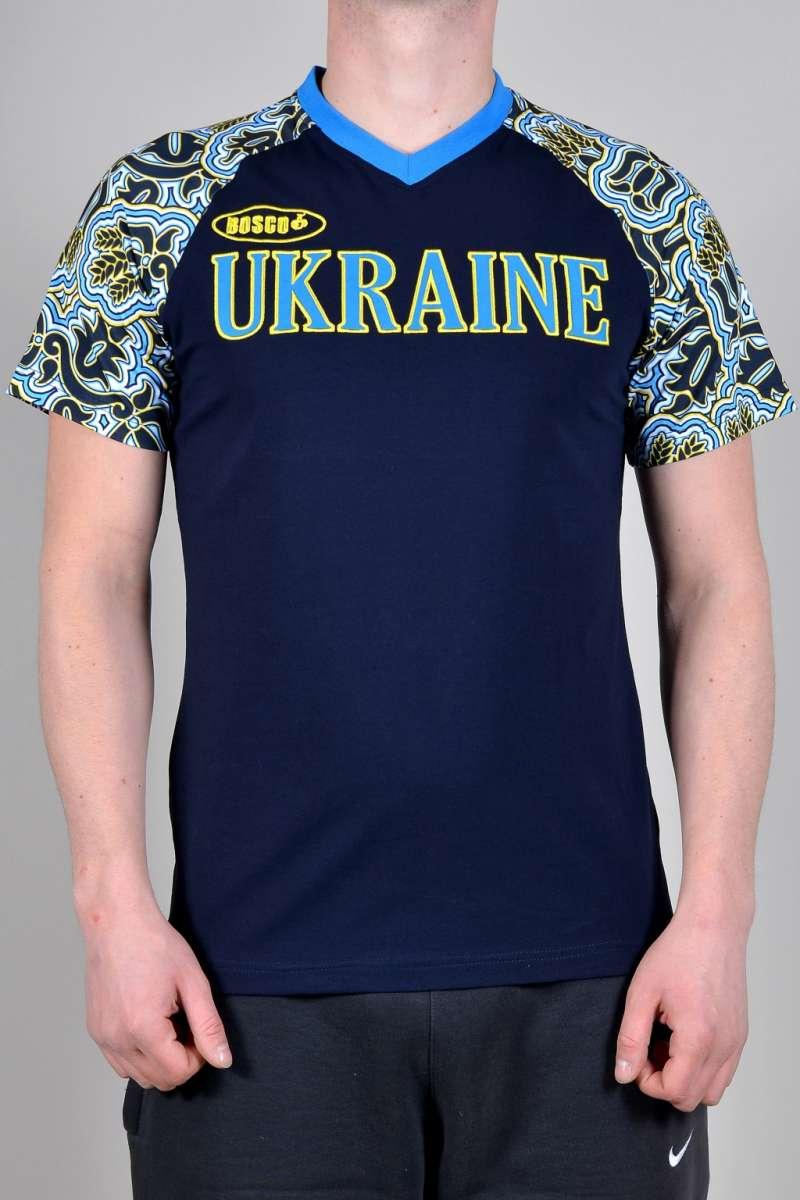 Футболки Bosco Sport Украина  Олимпийские (новая коллекция)