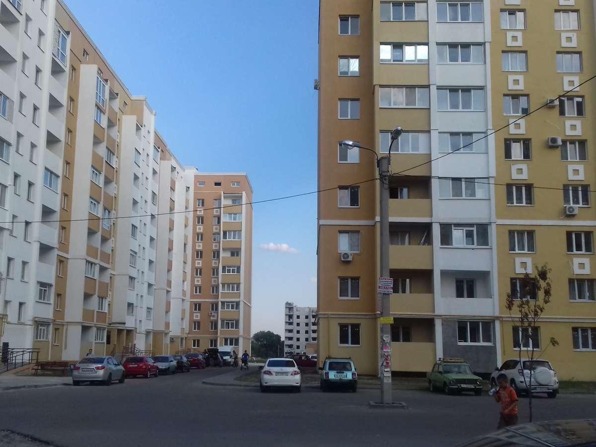 """ЖК""""Салтовский""""Дом Заселён 1-ая квартира 37м2 с Черновыми работами"""