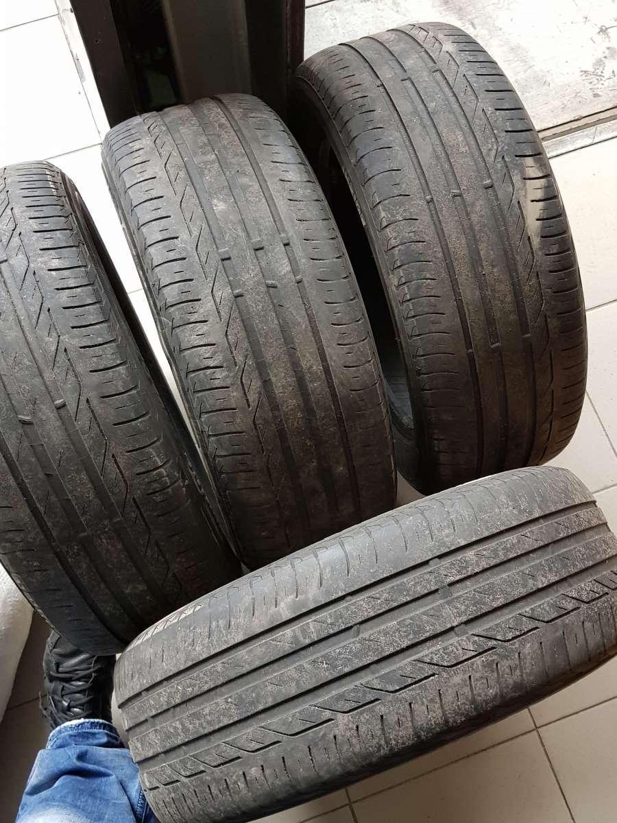 Летнею резину: Bridgestone Turanza  205/55R16 94W