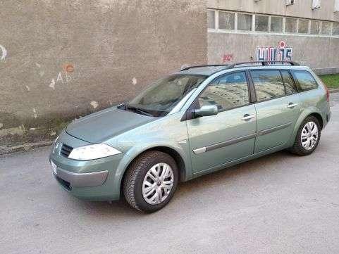 Renault Megane II 1.9 DCi