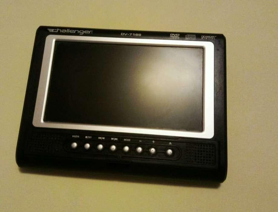 Мобильный телевизор CHALLENGER DV-7169