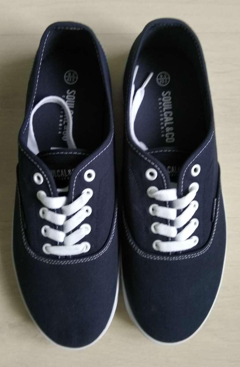Кеды ОРИГИНАЛ (размер 43,5) SoulCal Sunset Lace Men's Canvas Shoes