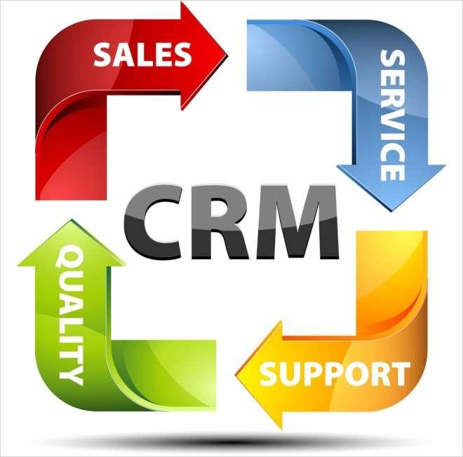 Создание CRM систем любой сложности