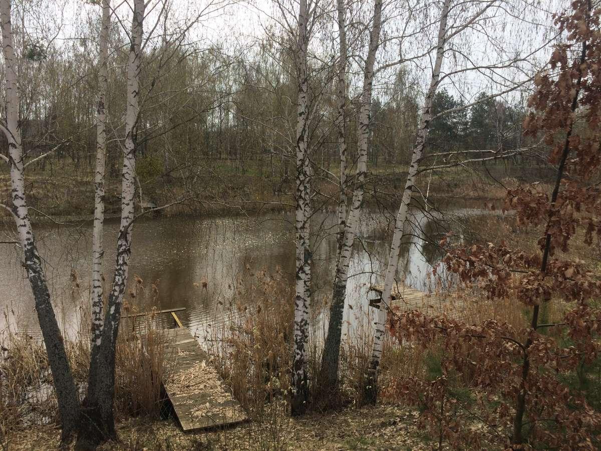 Продажа участка 12 сот до воды 100 метров с.Ровжи, Вышгородский р-н.Бе