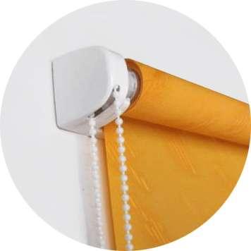 Тканевые ролеты, рулонные шторы под заказ
