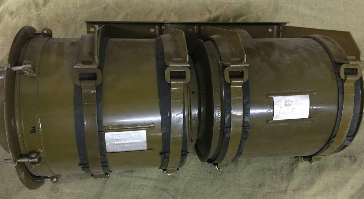 Установки фильтровентиляционные автомобильные агретированные ФВУА-100А