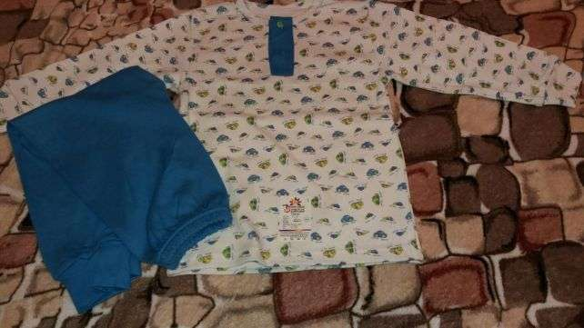 Пижама для мальчика х/б