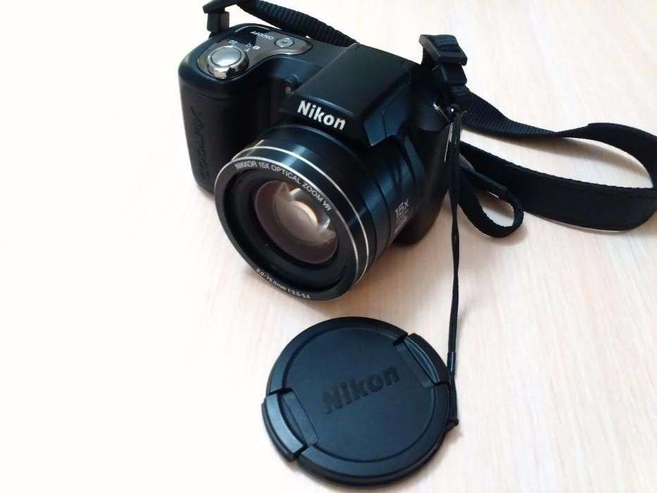Продам фотоаппарат Nikon Coolpix L100