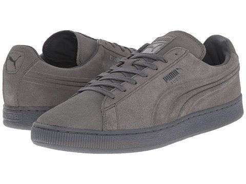 Кроссовки PUMA Suede Emboss Iced Fashion Sneakers