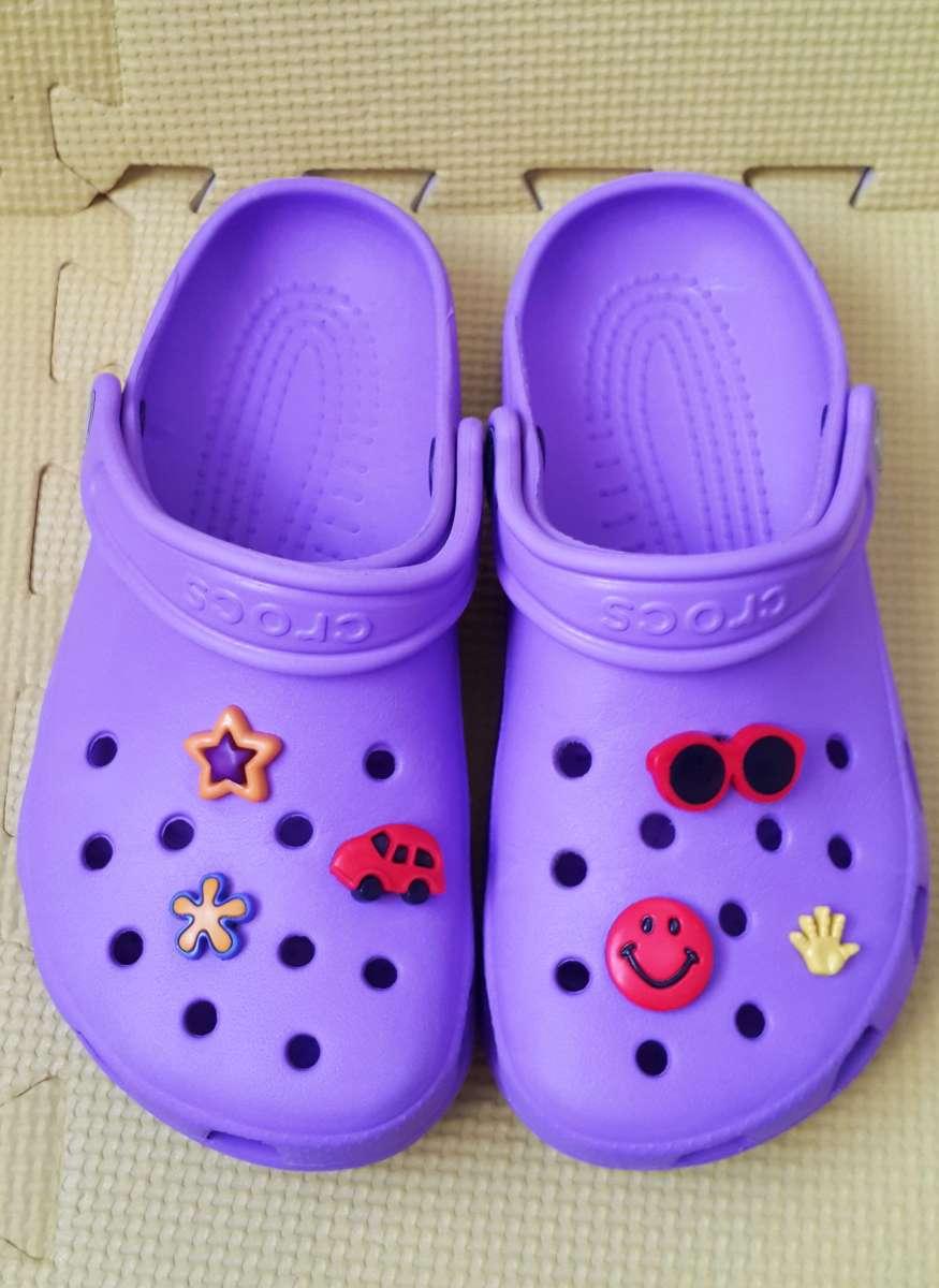Кроксы Crocs Made in Canada M3 W5 наш 35 р.