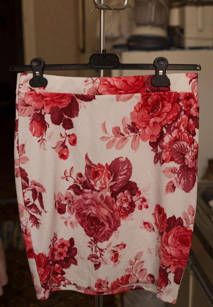 Стильная короткая юбка b.young