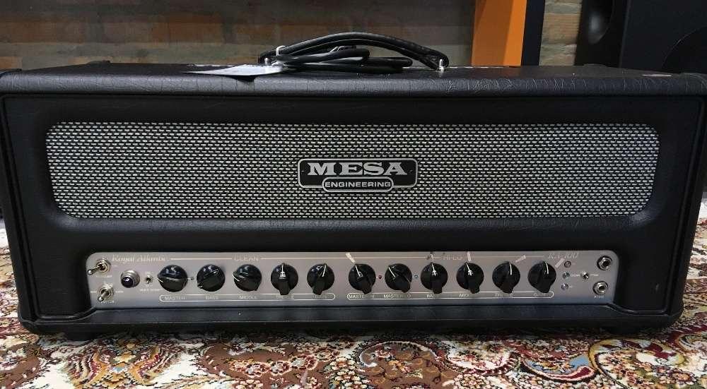 MESA BOOGIE ROYAL ATLANTIC RA100 Ламповый гитарный усилитель
