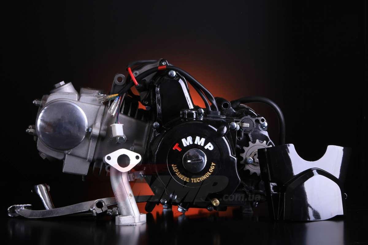 Двигун 125сс ТММР за японськими технологіями Дельта, Альфа,Актів,Сабур