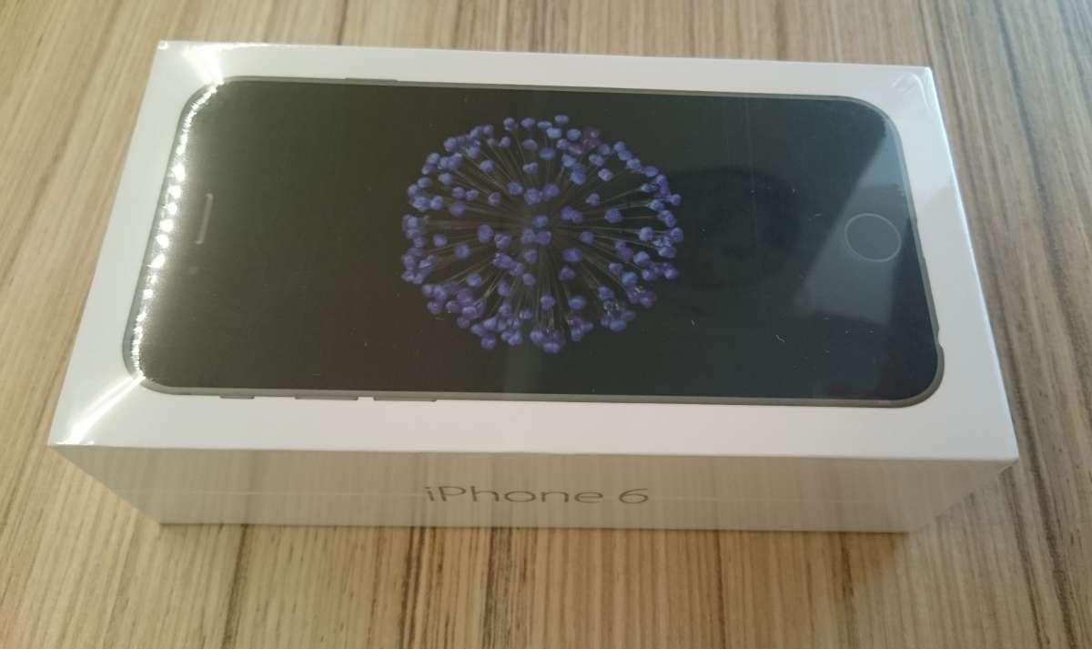 Apple iPhone 6 16gb Grey Neverlock Новый New RFB ОПТ
