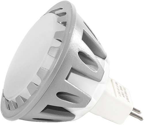Светодиодная лампочка точка LED MR16 GU5,3 5w 400K