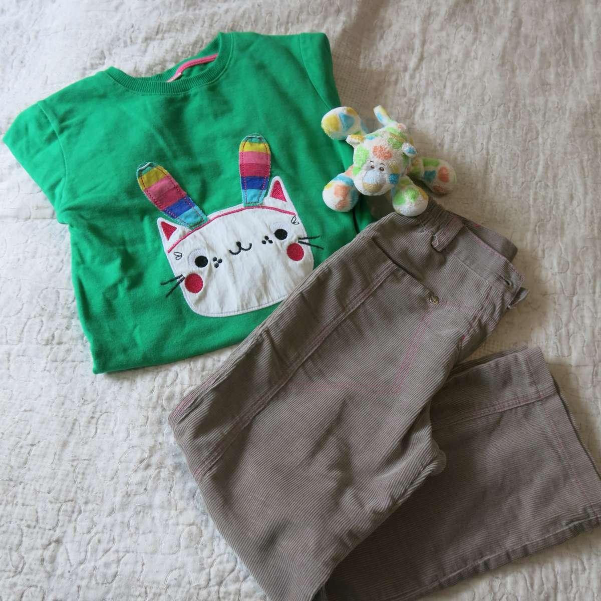 Штаны джинсы вельветовые детские