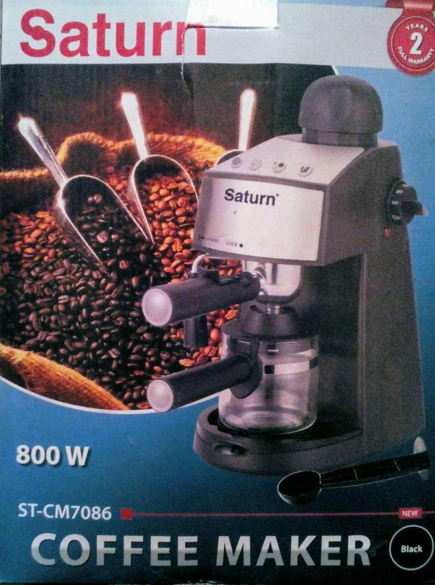 Кофеварка рожковая Saturn ST-CM7086