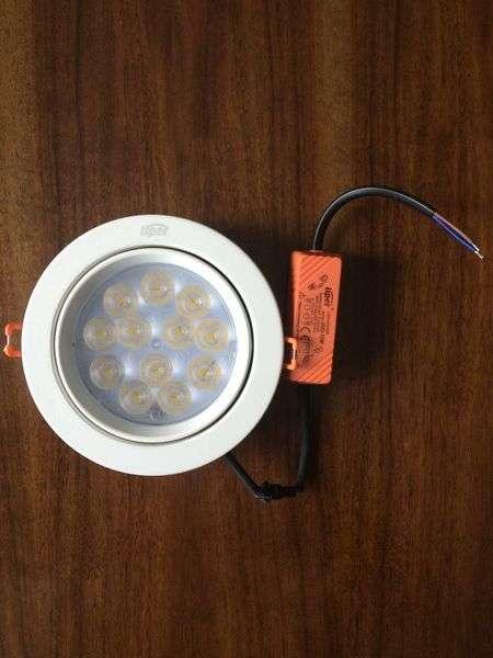 Точечные LED светильники Liper 12W 4000K