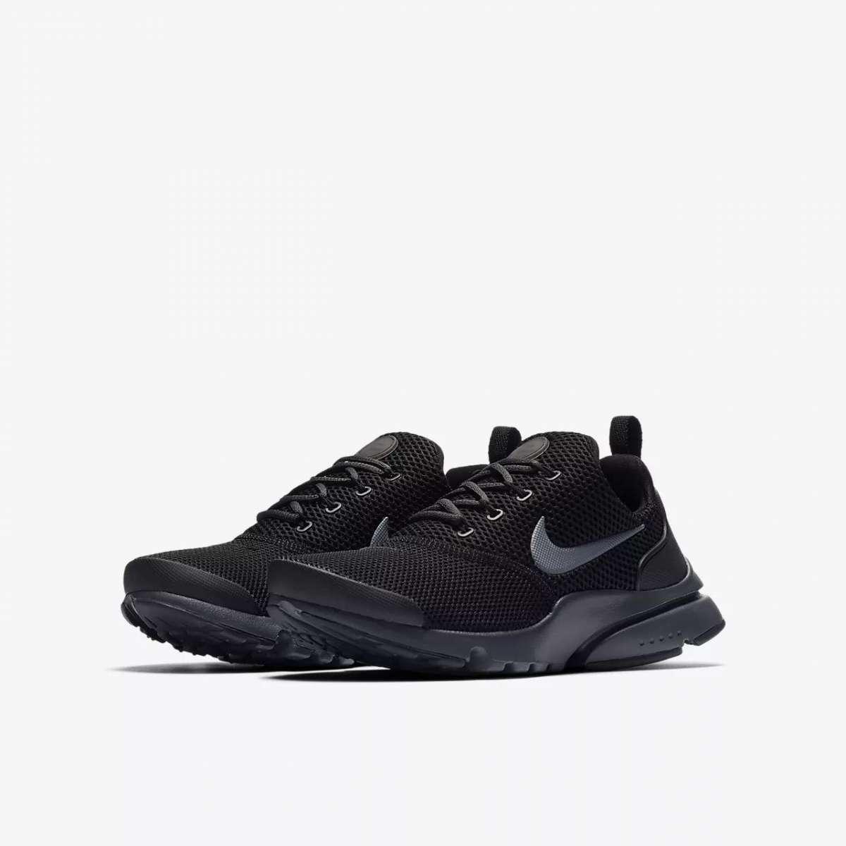 22b0cd57 Кроссовки Найк Nike Air Presto Fly Black, оригинал !