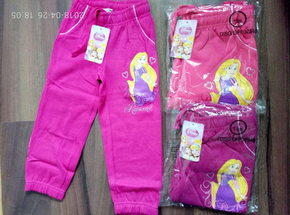 Штаны для девочек принцесса Рапунцель Дисней