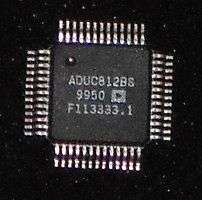 Микроконтроллер ADuC812BS фирмы Analog Devices