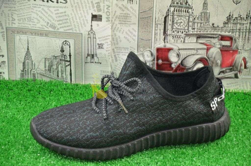 Кроссовки купить мужские кеды в стиле Adidas Yeezy Boost