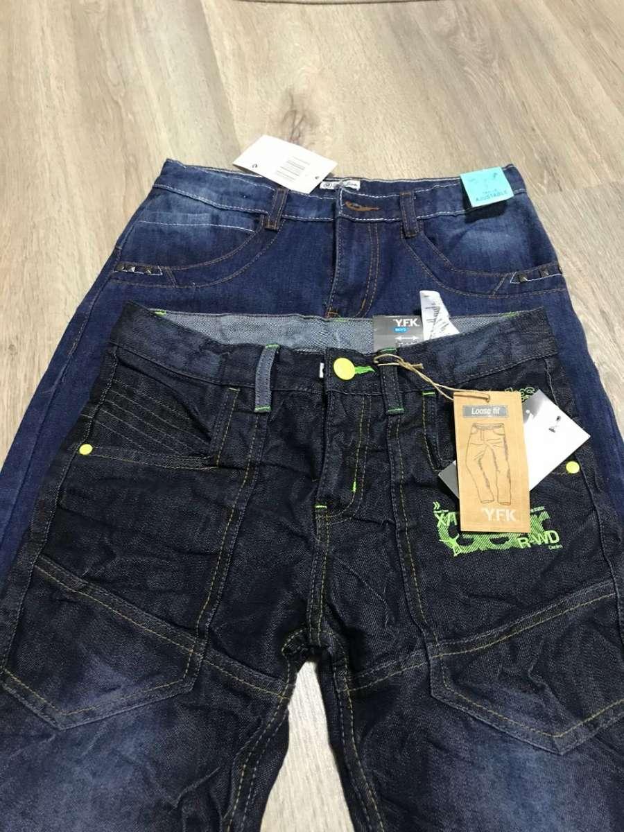 Продам крутые джинсы на мальчика 11-12 лет( рост 152)