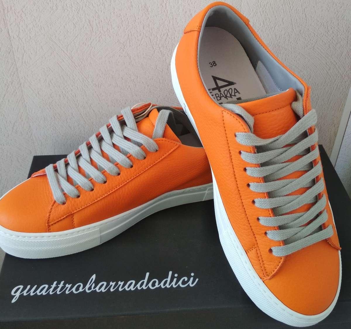кроссовки Quattrobarradodici Италия
