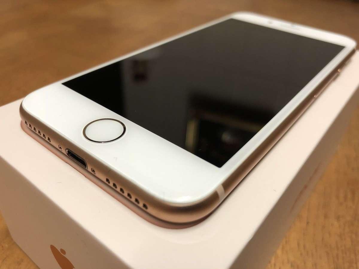 Apple iPhone 8 256GB Unlocked Boxed Rose Gold