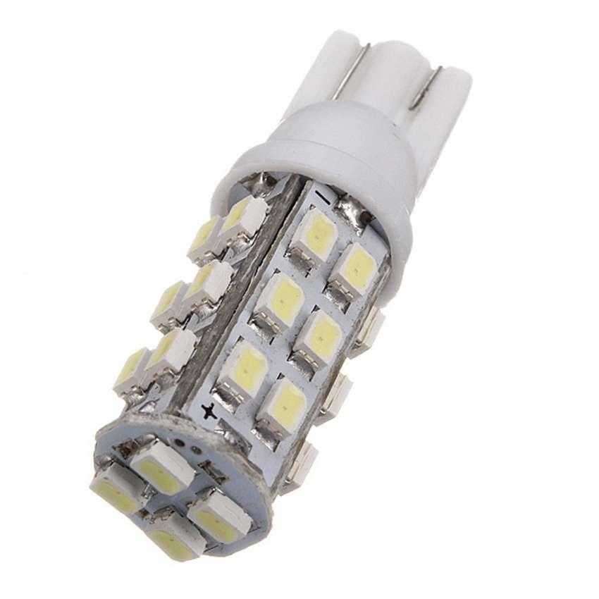Светодиодная авто лампа T10 28smd 1210/3528 Car High Power 168 194 W5W