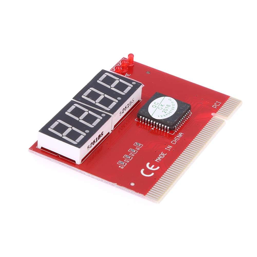 PCI POST CARD для ремонта ПК, диагностическая пост карта ПК