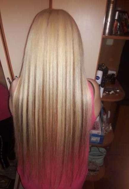 Наращивание волос в Киеве! ! !